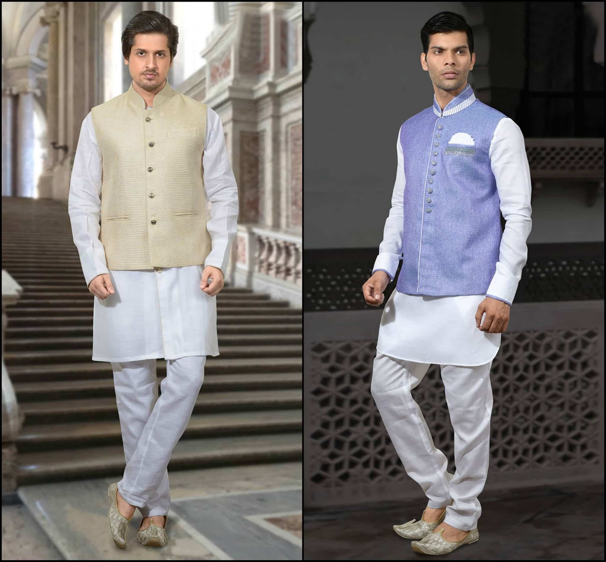 Kurta Pajama for Men-18 Men's Kurta Pajama Styles for Wedding