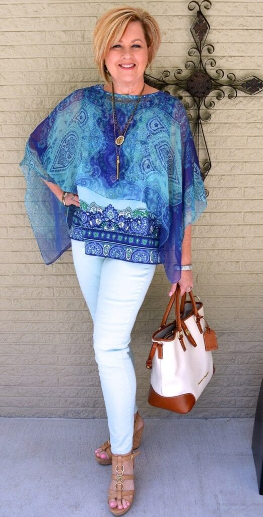 Summer-Fashions-for-Over-Fifties-522x1024 30 Best Summer Outfits for Women Above 50 - Style Tips