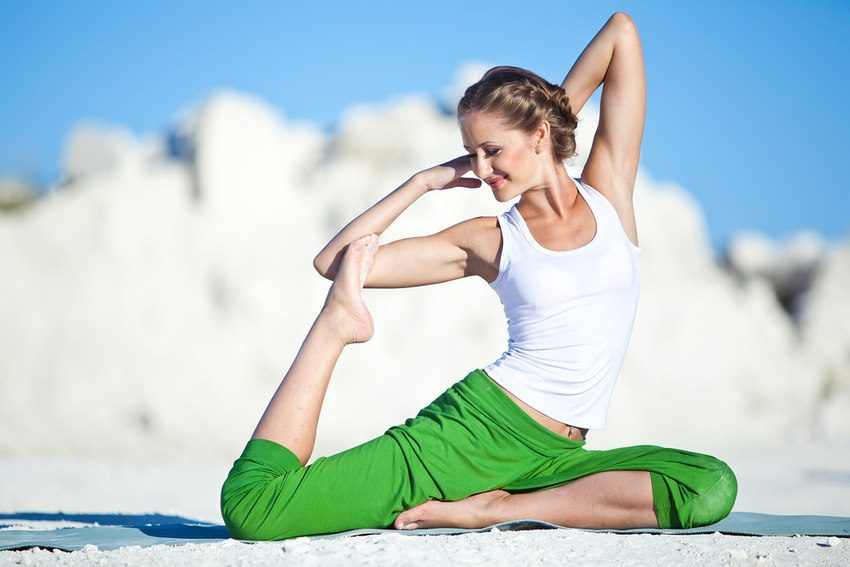 Yoga-poses-for-glowing-skin How To Get Glowing Skin? Tips To Make Your Skin Glow Naturally
