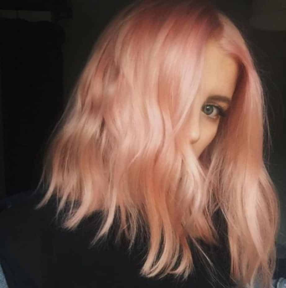 blorange-hair-at-home 30 Cutest Blorange Hair Color, Cut & Styling Ideas for Girls