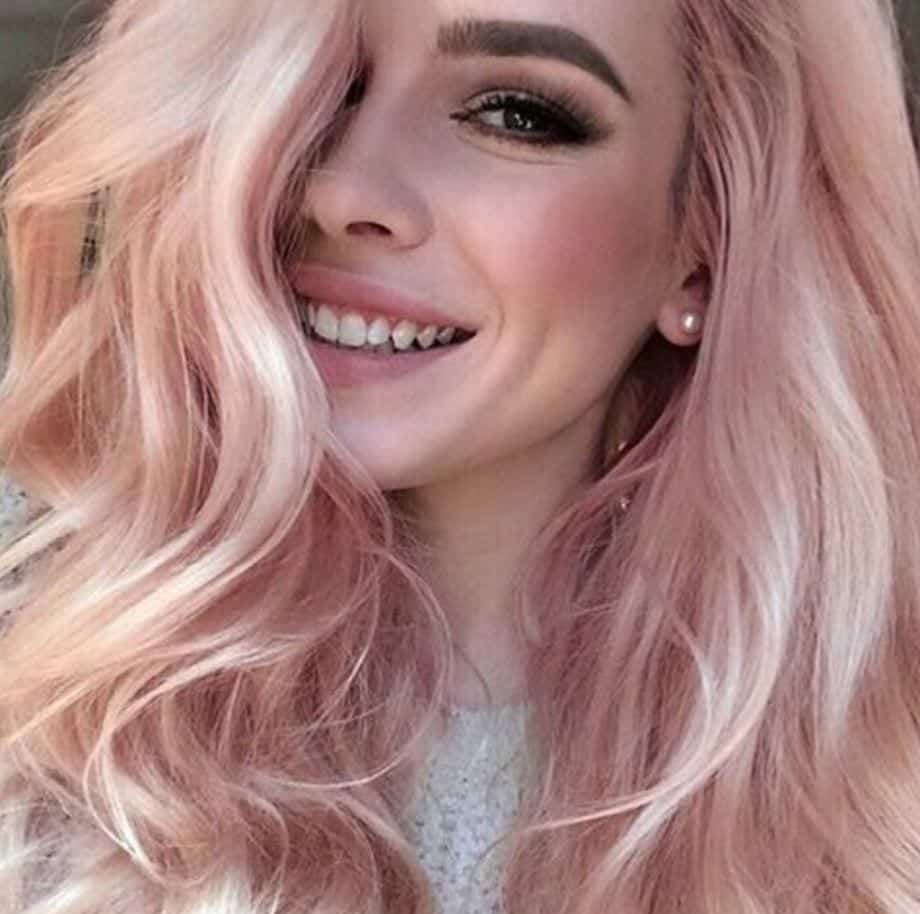 blorange-hair-curls 30 Cutest Blorange Hair Color, Cut & Styling Ideas for Girls