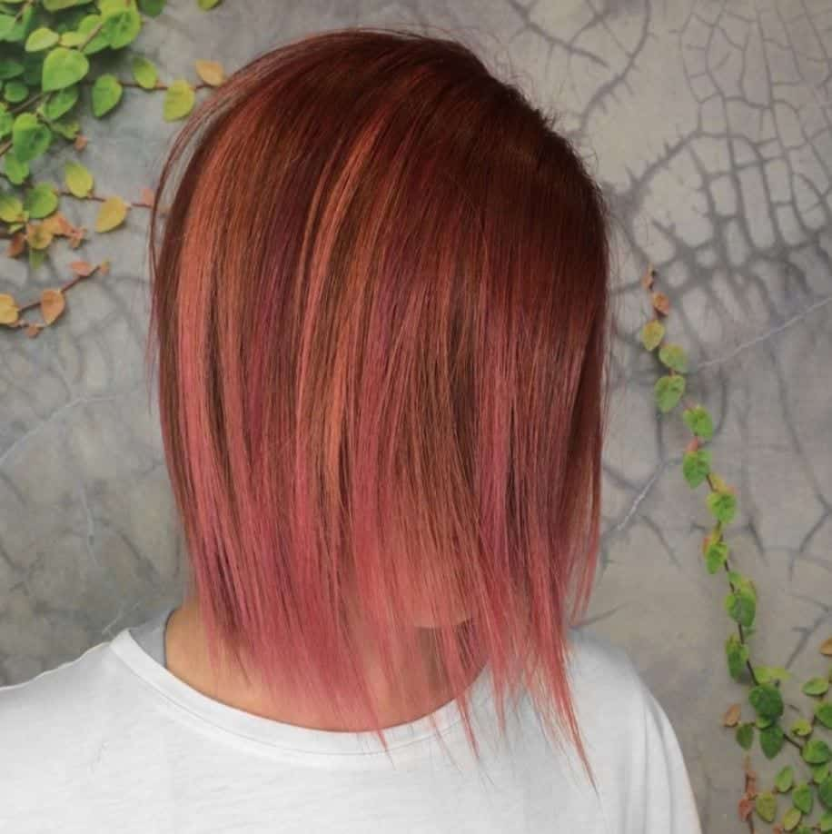 blorange-hair-highlights 30 Cutest Blorange Hair Color, Cut & Styling Ideas for Girls