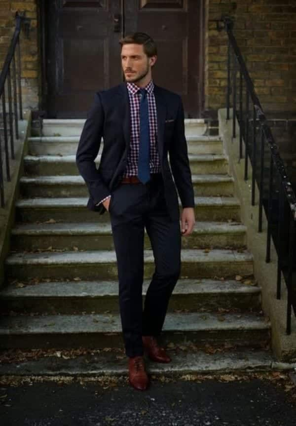 How To Style Business Attire In Summer For Men 17