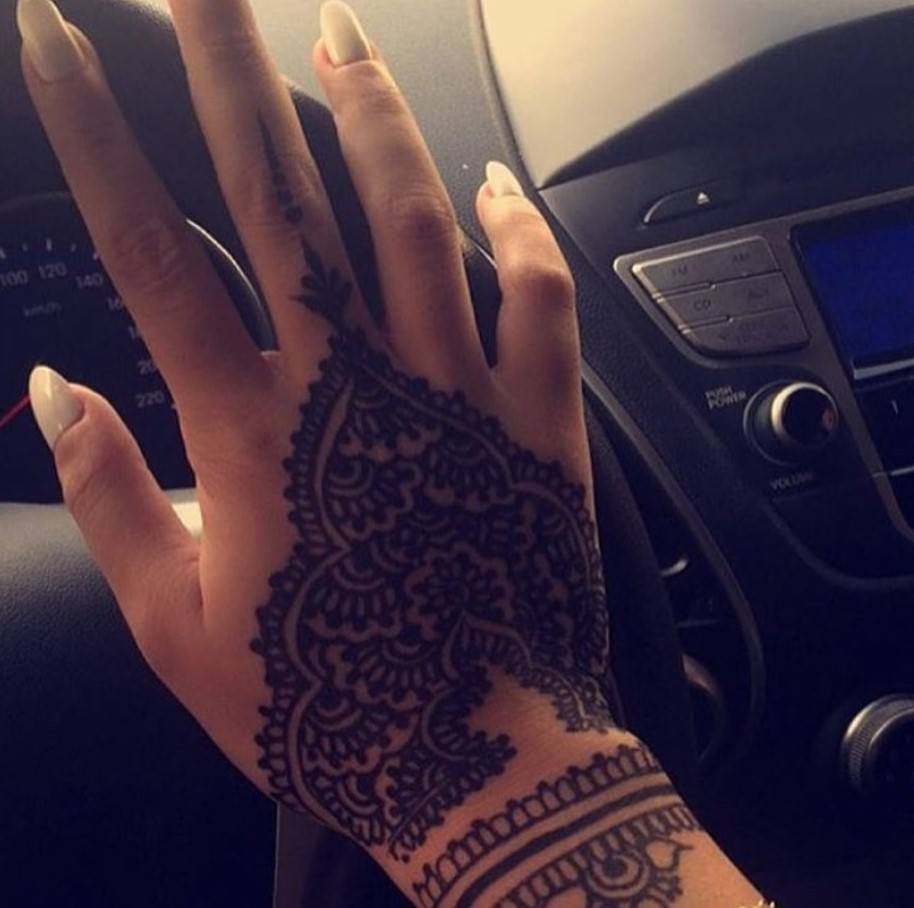 latest henna tattoo ideas (49)