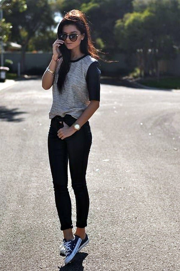 college-fashion-trends College Girls Dressing–18 Ideas & Tips to Dress Well in College