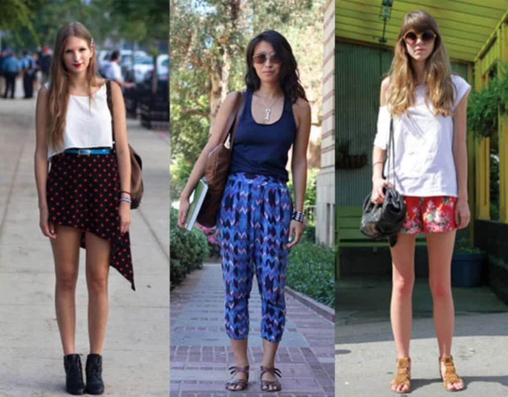 college-outfit-in-summer-1024x801 College Girls Dressing–18 Ideas & Tips to Dress Well in College