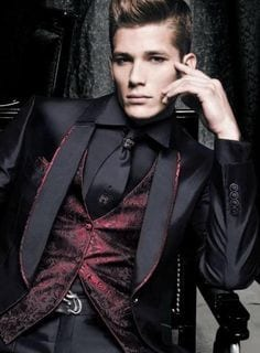 goth-look-for-prom Goth Outfits for Guys- 20 ideas How to Get Goth Look for Men