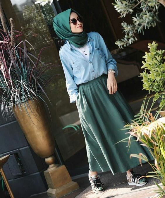 20 Ways to Wear Silk Hijab (22)