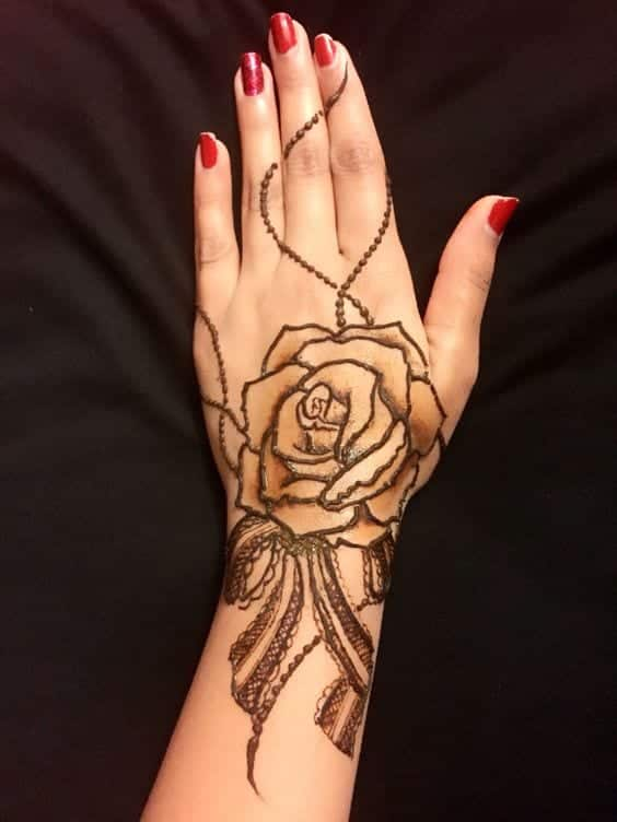 latest henna tattoo ideas (18)