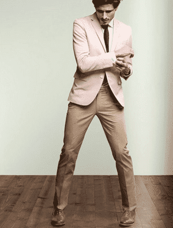 notcoolyet Khaki Pants Outfits-20 Ideas What to Wear with Men's Khaki Pants