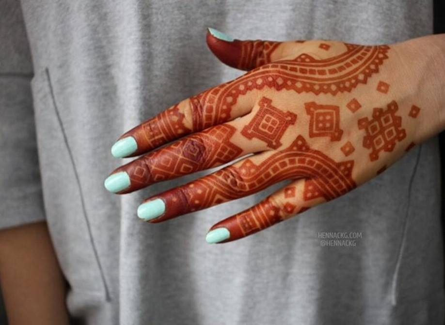 Henna Tattoo How Long Does It Last : Getting a henna tattoo my experience youtube