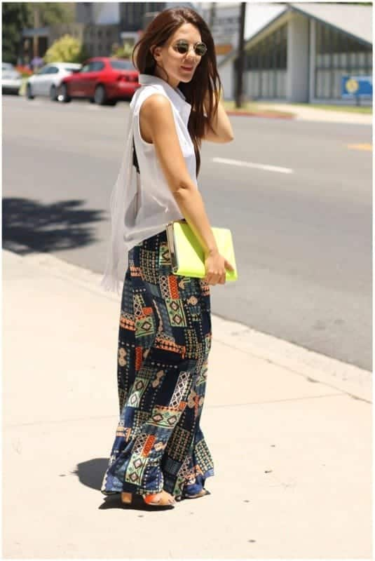 palazzo-pants-with-top College Girls Dressing–18 Ideas & Tips to Dress Well in College