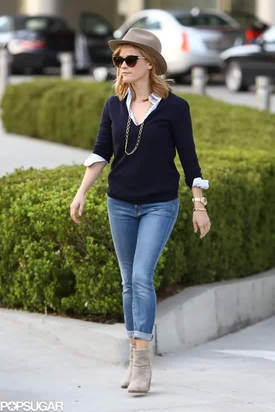 party-outfit 20 Best Pinroll Jeans Outfits for Women– How to Pin Roll Jeans