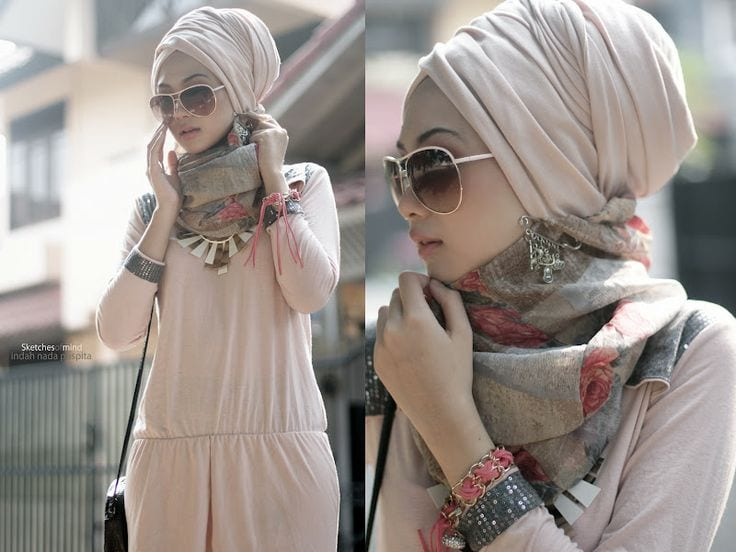 20 Ways to Wear Silk Hijab (18)