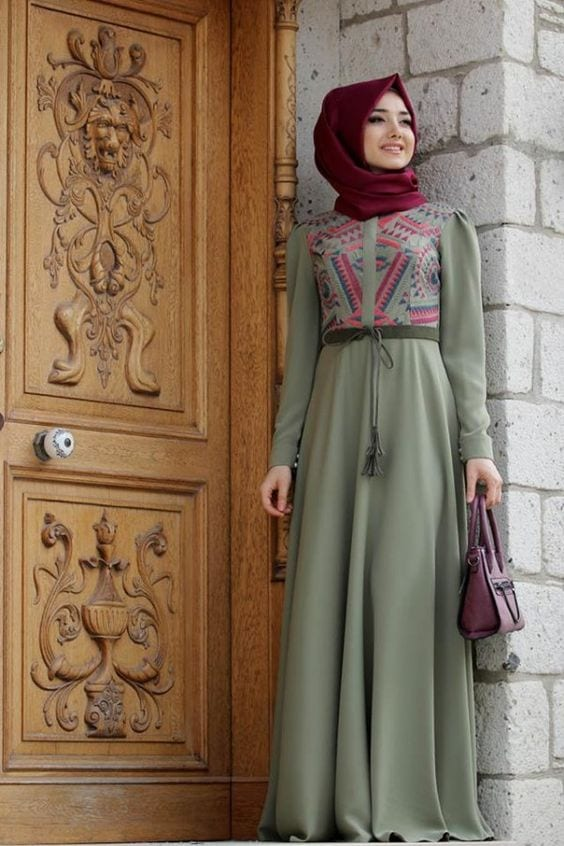 20 Ways to Wear Silk Hijab (17)