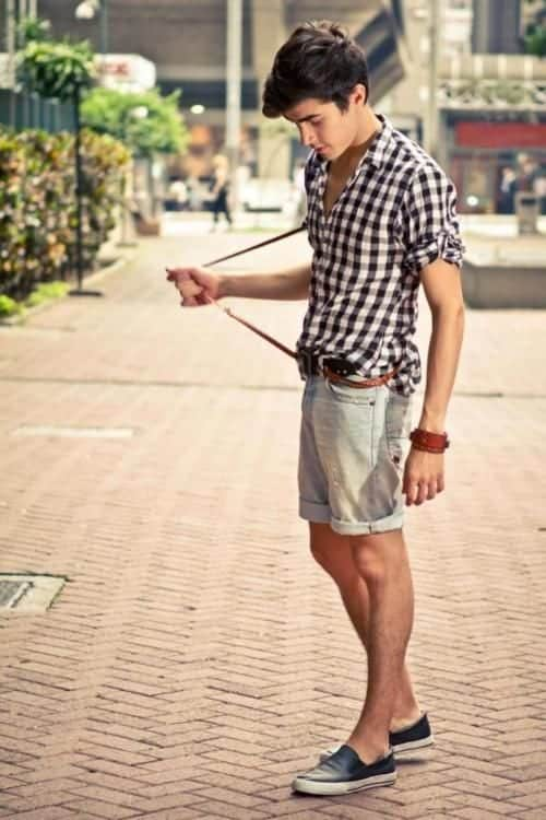 shorts-outfit-for-school Summer School Outfits - 30 School Outfit Ideas for Boys