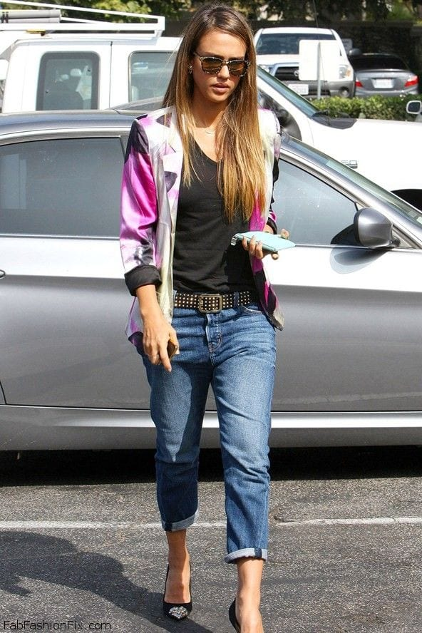 street-style 20 Best Pinroll Jeans Outfits for Women– How to Pin Roll Jeans