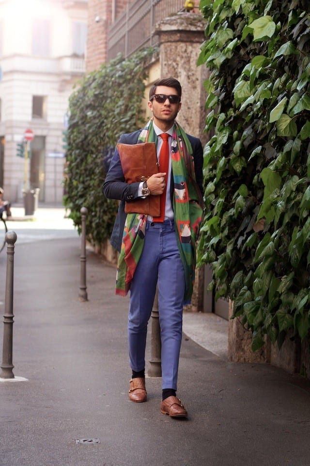 suede-monk-strap-shoes 30 Best Men's Outfit Ideas to Wear with Monk Strap Shoes