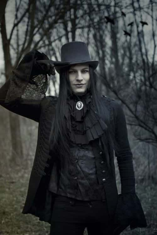 the-retro-goth Goth Outfits for Guys- 20 ideas How to Get Goth Look for Men