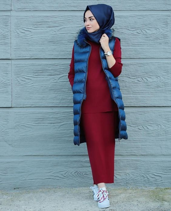 20 Ways to Wear Silk Hijab (6)