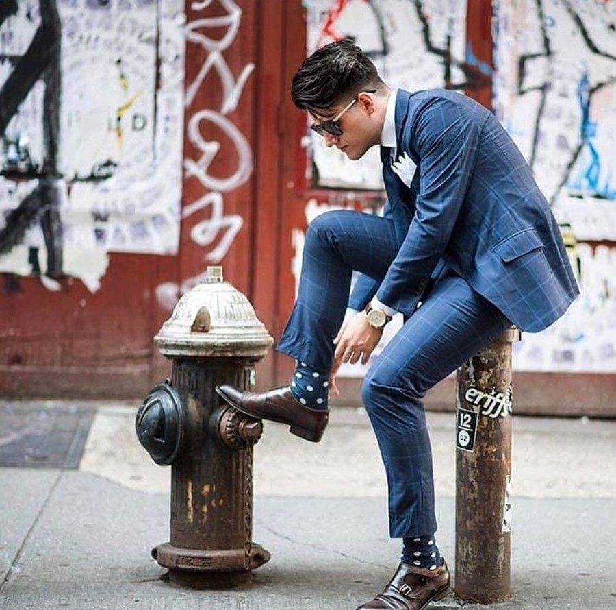 what-is-a-monk-strap-shoe 30 Best Men's Outfit Ideas to Wear with Monk Strap Shoes
