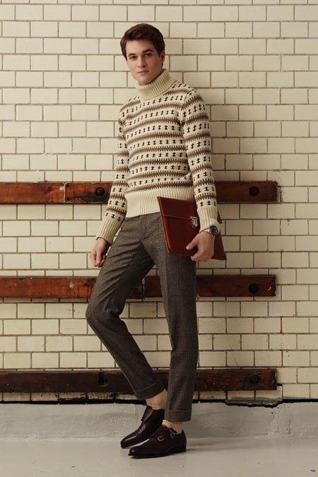 with-chinos 30 Best Men's Outfit Ideas to Wear with Monk Strap Shoes