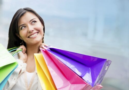 woman-shopping-500x350 Top 5 Items Women Love to Spend Money on