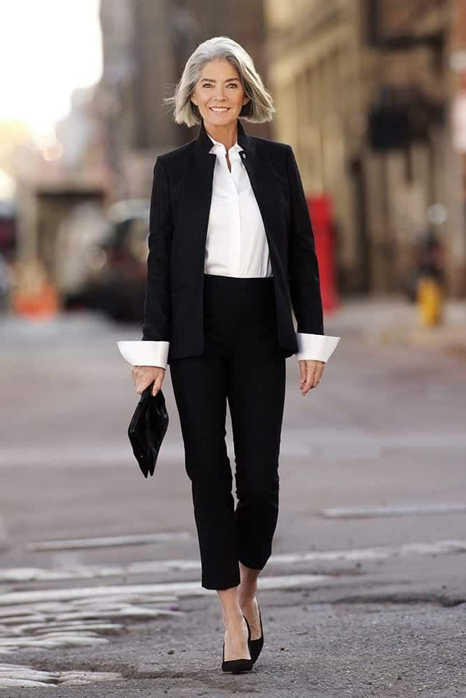 work-outfit 30 Best Summer Outfits for Women Above 50 - Style Tips
