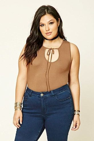 Bodysuit for Plus Size Women
