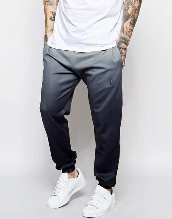 19-2 Men's Outfit with Jogger Pants- 30 Ways to Wear Jogger Pants