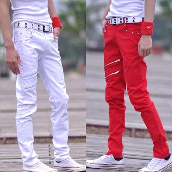 25-1 Men Outfits with Red Pants-30 Ways for Guys to Wear Red Pants