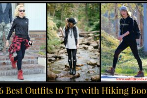 26 Best Outfits with Hiking Boot