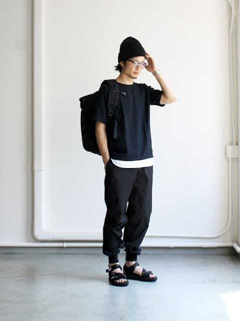 29-1 Men's Outfit with Jogger Pants- 30 Ways to Wear Jogger Pants