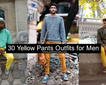how to wear yellow pants for men (35)