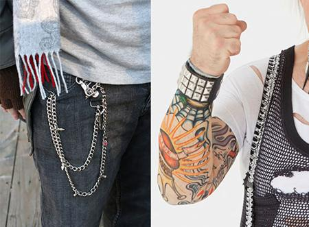 450-men-with-funky-accessories Funky Outfits For Guys – 16 Really Cool Outfits for Boys These Days