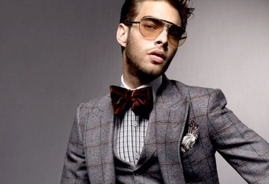 Bow-Tie Funky Outfits For Guys – 16 Really Cool Outfits for Boys These Days