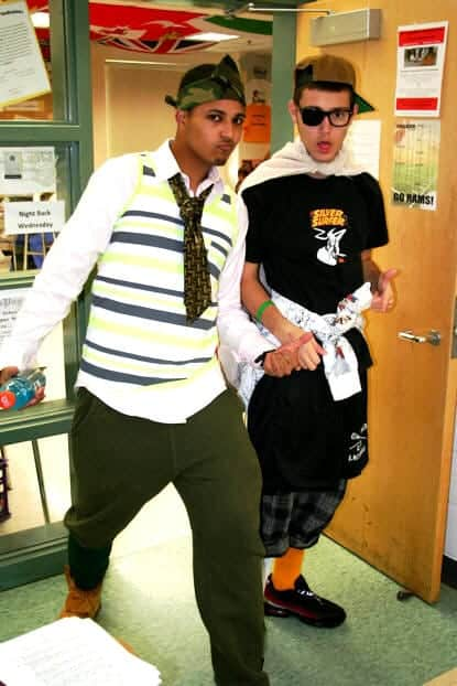 Funky-Mismatch-Day-Outfits Mismatch Outfits Guys- 25 Ideas What to Wear on Mismatch Day