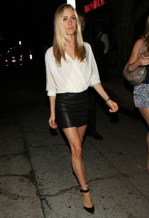 Kristin-Cavallari Girls Casual Club Attire-30 Best Casual Outfits for Clubbing