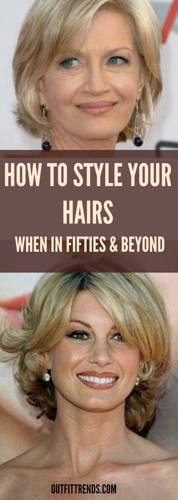 Picure-This 20 Amazing Hairstyle & Haircut Ideas For Women Above 50