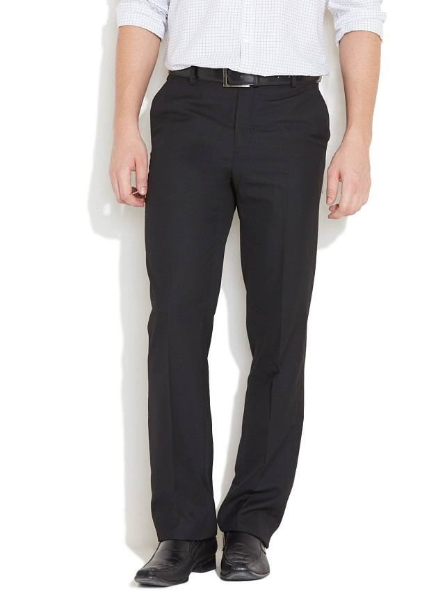 Shoes-To-Wear-With-Black-Pants Black Pants Outfits For Men-29 Ideas How To Style Black Pants