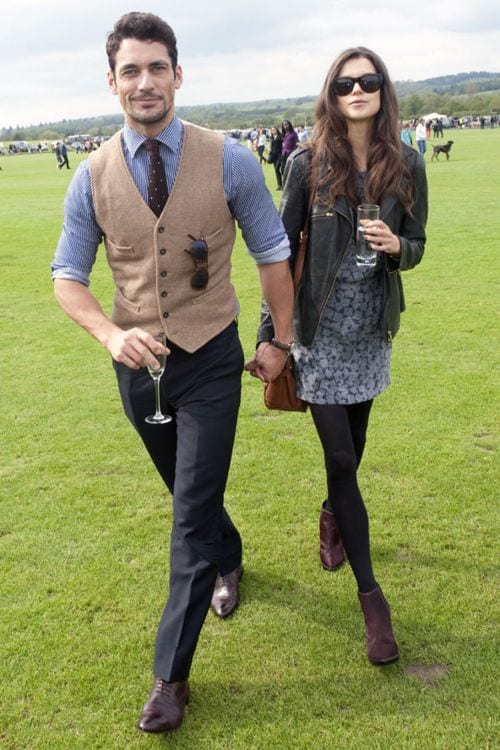Style-Waistcoat-With-Black-Pants Black Pants Outfits For Men-29 Ideas How To Style Black Pants