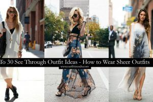 how to wear sheer outfits (1)