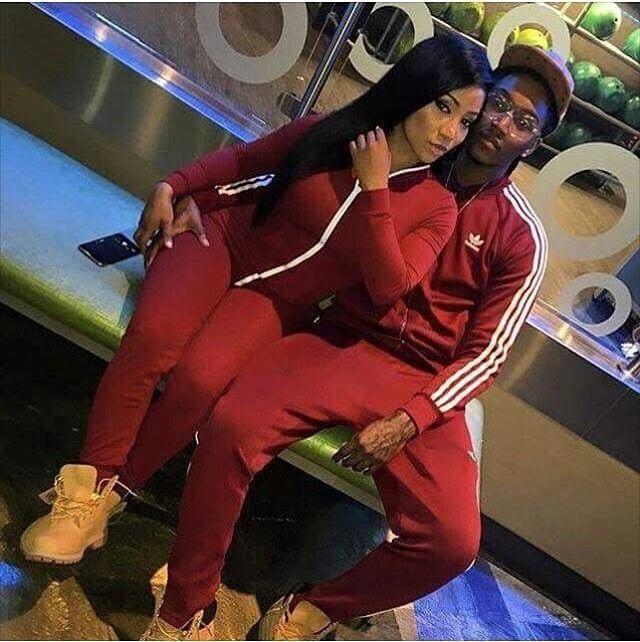 b3156891870bba127c2e7274d8e50e3b 18 Cute Matching Outfits For Black Couples