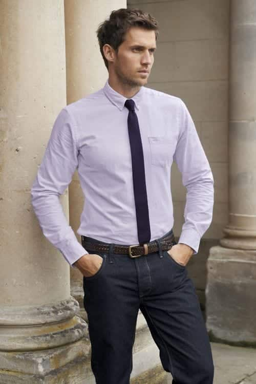 business-casual-attire-without-blazer Men's Business Casual Outfits-27 Ideas to Dress Business Casual