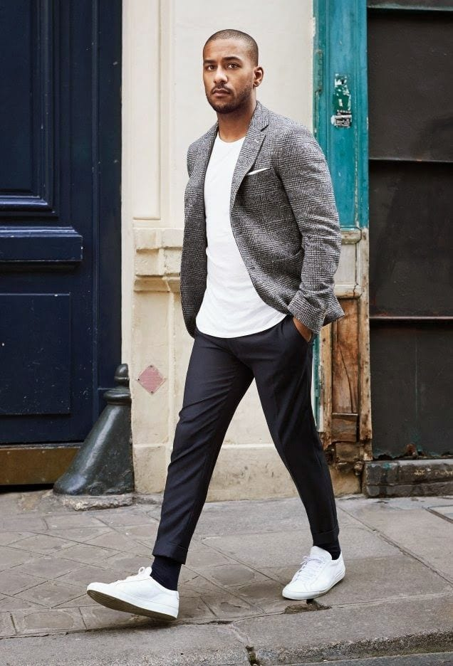 business-casual-swag-outfit Men's Business Casual Outfits-27 Ideas to Dress Business Casual