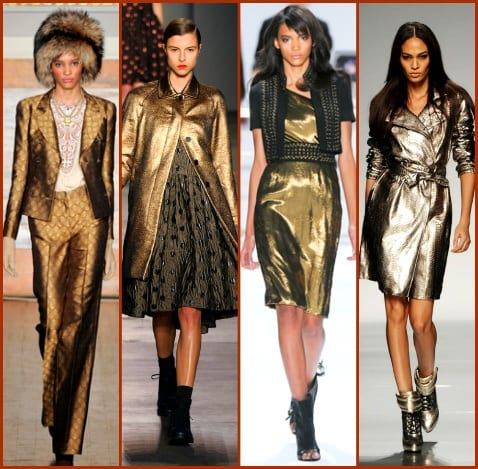 copper-tone-styles-temperley-london-marc-jacobs-calos-miele-blumarine 17 Super Funky Outfits for Women Worth Trying