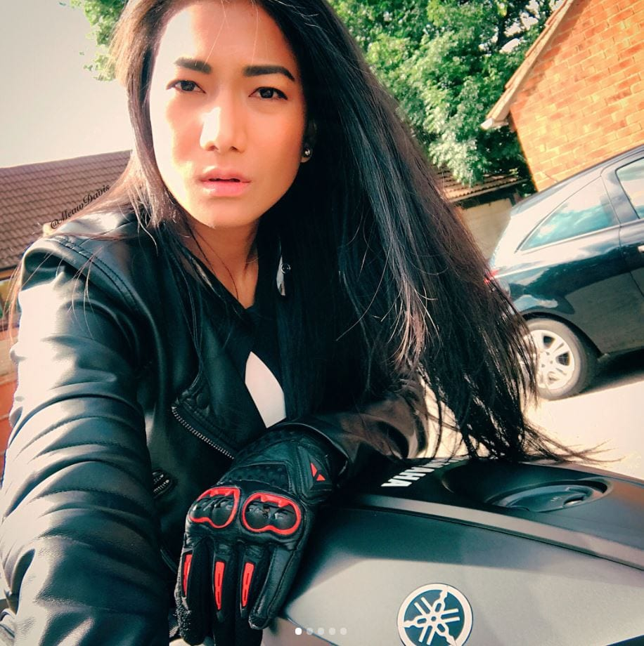 most beautiful biker girls on Instagram (11)