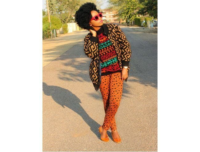 mix-and-matching-prints 17 Super Funky Outfits for Women Worth Trying