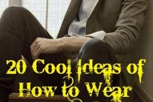 20 Cool Ideas to wear Sweatpants
