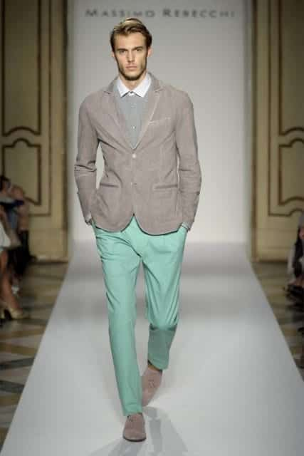 Mint Pant Outfits For Men - 30 Ideas How To Wear Mint Pants